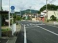 和歌山県道192号玄子和佐線 県道番号標識 上り方向 No.1 日高川町和佐地内.JPG