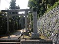 宇佐神社(尾山台) Oyamadai Usa Shrine - panoramio.jpg