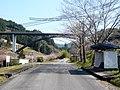 専用道神野バス停付近 Sen-yōdō Kōno bus stop 2011.3.31 - panoramio.jpg