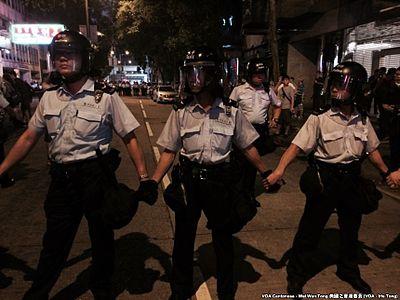香港示威者與警方對峙持續 (5).jpg