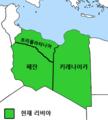 현재 리비아의 오스만 행정구역.png