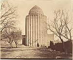 -Bastam, Tomb Tower (built 1313), Khorasan- MET DP202978.jpg