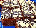 0011 Lebkuchentorte mit Schokoladencreme.JPG