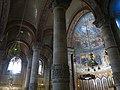 016 Temple expiatori del Sagrat Cor del Tibidabo (Barcelona), interior de la cripta.jpg