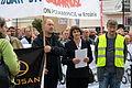 02013 0693 Protest gegen die Liquidation dem Autosan-Werke.JPG