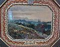 028 Lever du jour à Quimper (Alfred Beau, terre cuite vernissée, manufacture Porquier).JPG