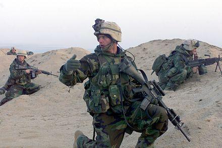 2003 Invasion Of Iraq Wikiwand