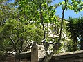 041 Can Balet, o Vil·la Matilde (Premià de Dalt), riera de Sant Pere 56-58, façana sud.jpg
