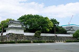 Funai Castle - Funai Castle