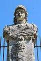 0 Vaux-le-Vicomte, demi-buste en Hermès - Terme de la grille d'entrée (6) .JPG