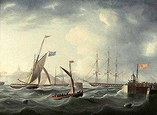 Thomas Buttersworth British artist