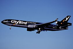 City Bird MD-11