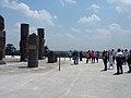 10 Atlantes de Tula y las piramedes. Tula, Estado de Hidalgo, México, también denominada como Tollan-Xicocotitlan.jpg