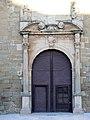 10 Santa Maria de Linyola, portal.JPG