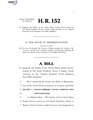116th United States Congress H. R. 0000152 (1st session) - To designate the facility of the United States Postal Service located at 810 South Pendleton Street in Easley, South Carolina, as the Captain Kimberly.pdf