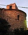 11 Santa Maria de Martorelles, absis i campanar.jpg
