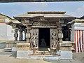 11th century Panchalingeshwara temples group, Kalyani Chalukya, Sedam Karnataka India - 100.jpg