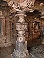 11th century Panchalingeshwara temples group, Kalyani Chalukya, Sedam Karnataka India - 9.jpg