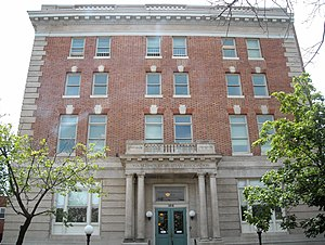 Phi Beta Sigma - The birthplace of SIGMA: the 12th Street YMCA in Washington, D.C.