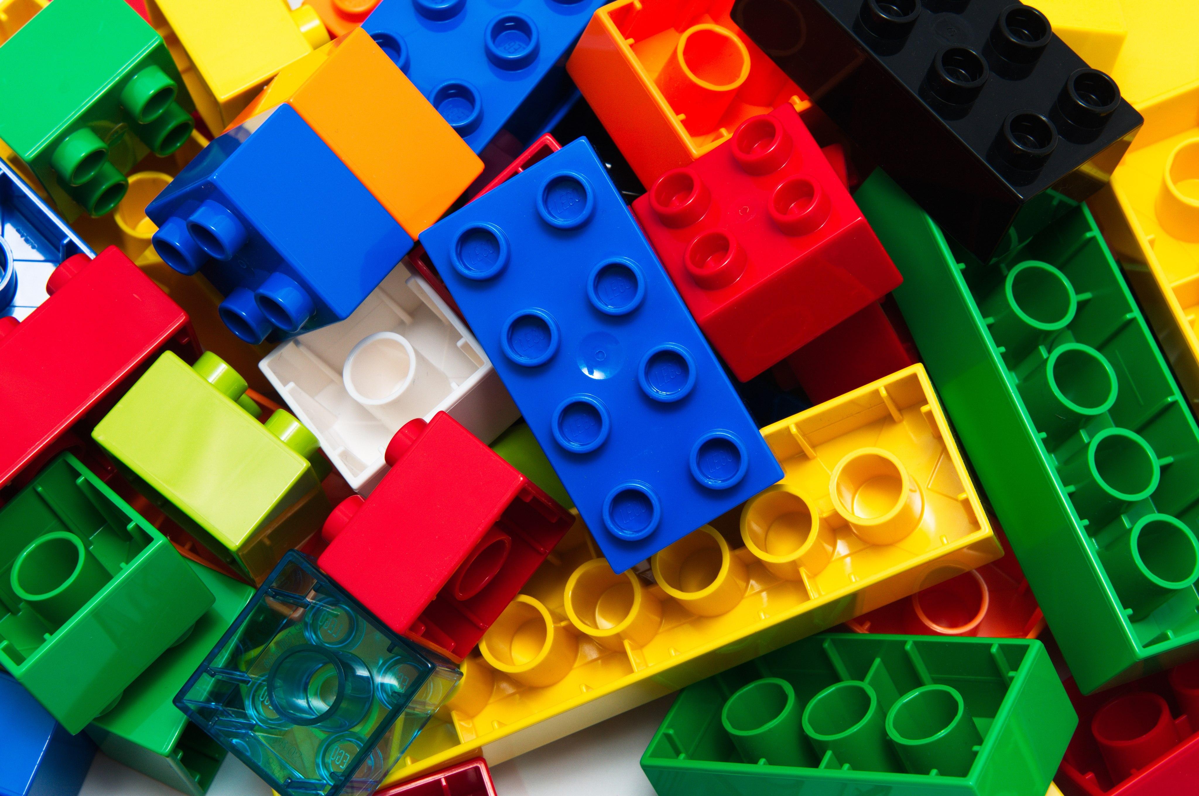 LEGO Unveils 100% Recyclable Plastic Bricks