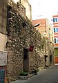 140 Fragments de muralla, c. Sant Cristòfol (Granollers).jpg