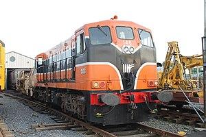 CIE 141 Class - 146, Downpatrick