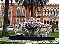 154 Escultura Co-stell-azione, al fons la Villa Genoese Zerbi.jpg