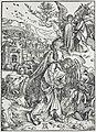 16. Albrecht Dürer, Apokalypsa, XIV. Anděl ukazující sv. Janovi Nový Jeruzalém, Národní galerie v Praze.jpg
