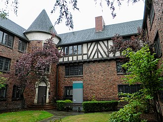 National Register of Historic Places listings in Seattle - Image: 1600 E. John Apartments
