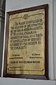 175th Anniversary Plaque - Indian Museum - Kolkata 2014-04-04 4351.JPG