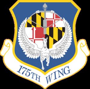 Warfield Air National Guard Base - Image: 175th Wing