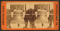 """1776 - """"Old Liberty Bell"""" - 1876, from Robert N. Dennis collection of stereoscopic views.png"""