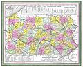 1850 Cowperthwait - Mitchell Map of Pennsylvania - Geographicus - PA-m-50.jpg