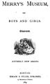 1869 MerrysMuseum new series HoraceBFuller.png