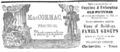 1876 MacCormac photographer advert Clarksville Tennessee.png