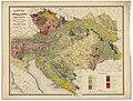 1880s - Geologische Karte von Österreich-Ungarn, mit Bosnien und Montenegro, auf Grundlage der Aufnahmen der K. K. Geologischen Reichsanstalt.jpg