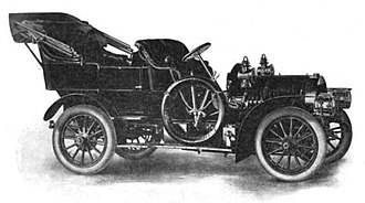 Rainier Motor Car Company - 1906 Rainier