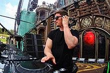 DJ Fedde le Grand sur la scène principale de Tomorrowland 2019