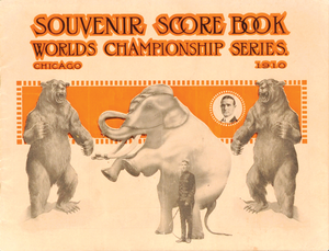 1910 World Series - Image: 1910World Series