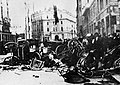 1914-06-29 - Aftermath of attacks against Serbs in Sarajevo - Street photo 1.jpg