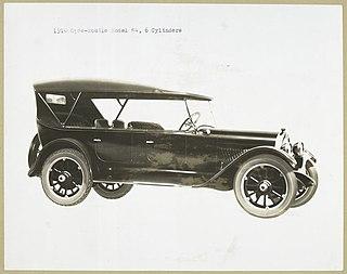 Oldsmobile Six Car model