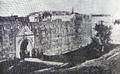 1916 - Fortificatiile de la Silistra.png