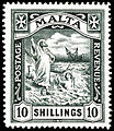 1919 stamp of Malta.jpg