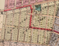 1921 map of Glen Airy subdivision, Los Angeles, California.png
