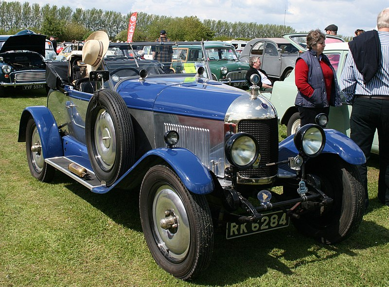 File:1926 Morris Oxford (RK 6284).jpg