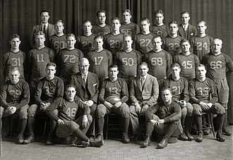 1931 Michigan Wolverines football team - Image: 1931 Michigan Wolverines football team