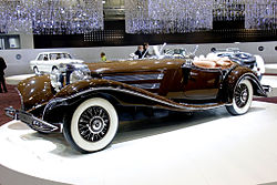 Mercedes-Benz Typ 500 K Roadster (1934)