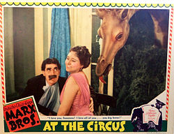 1939 At the Circus lobby card.JPG