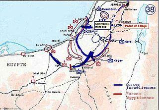 Battles of the Sinai (1948)