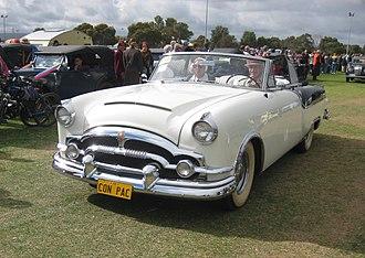 Packard Caribbean - 1954 Packard Caribbean